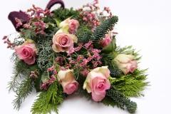 Blumenarrangements zu Allerheiligen