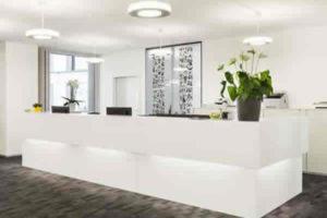 Blumenarrangements für Unternehmen